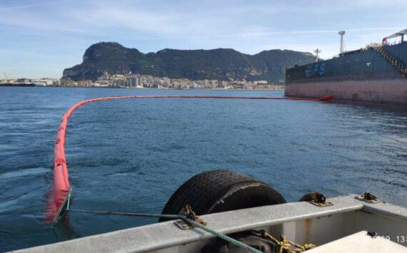 Barrera de contención hidrocarburos GRINTEC BH
